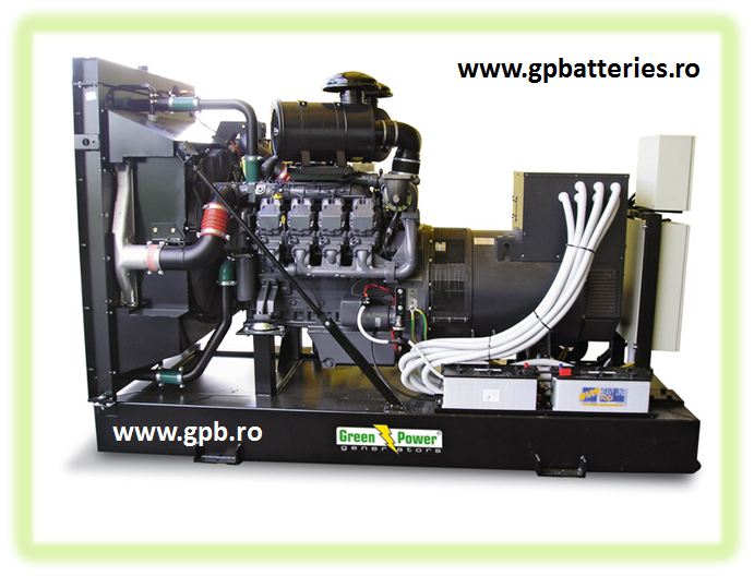 Grup electrogen Green Power GP700A/M 649KVA/714KVA