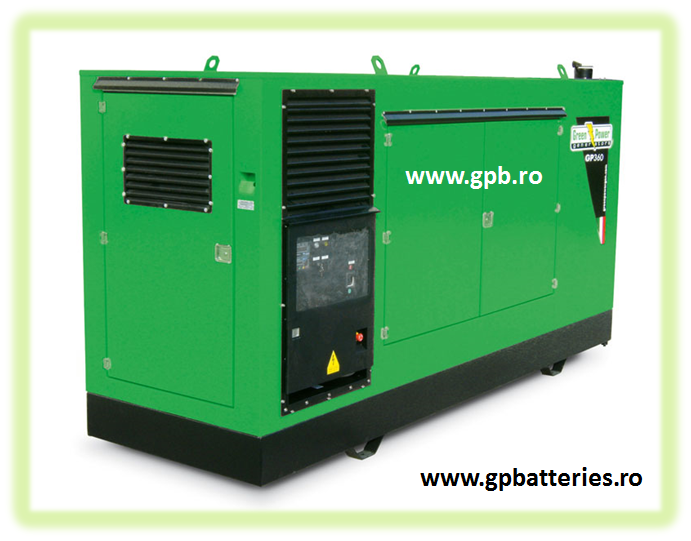 Grup electrogen Green Power GP700SM/M 649KVA/714KVA