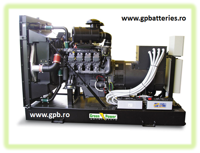 Grup electrogen Green Power GP1260A/M 1135KVA/1250KVA